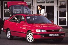 Toyota Carina E Liftback GTi