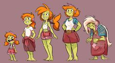 Herny Art Kinda, A Priscilla rotation thing and some aging. Not...
