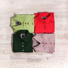 Яркие весенние цвета рубашек от Magnetq11 ! Идеальный крой на любой случай!  Размеры: XS, S, M  Как всегда для вас бесплатная доставка и заказ по телефону: WhatsApp: 8(916)66-04-222