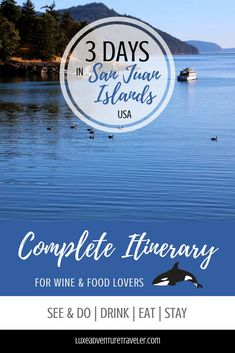 For travel destinations and travel tips see our website. Washington Things To Do, Washington State, Friday Harbor Washington, Orcas Island, San Juan Islands, All I Ever Wanted, United States Travel, Travel Inspiration, Travel Ideas