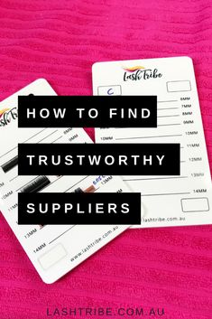 Basically, what I've noticed is that trustworthy suppliers take good care of their customers. Pin if you see value!