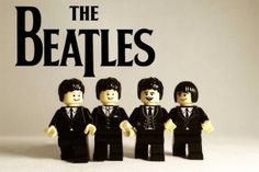 The Beatles en LEGO!