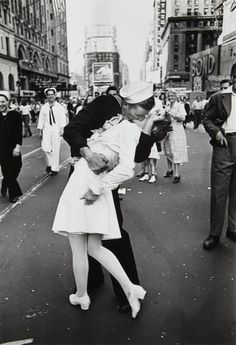 vj day famous kiss