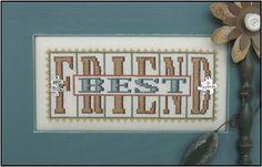 PRINTERS BLOCK:  BEST FRIEND