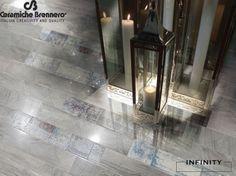Infinity by Ceramiche Brennero SpA http://www.brennero.com/infinity/ #gresporcellanato #madeinitaly #gres #design #tiles