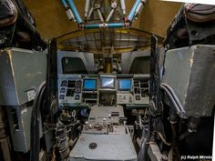 Oh the buttons I could push. These Are the Sad Remains of the Soviet Space Shuttle Program