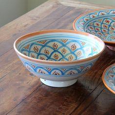 Bowl Badak Azul