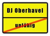 Ihr Discjockey für Oranienburg, Hennigsdorf, Hohen Neuendorf, Zehdenick, Velten und den Landkreis Oberhavel im Land Brandenburg