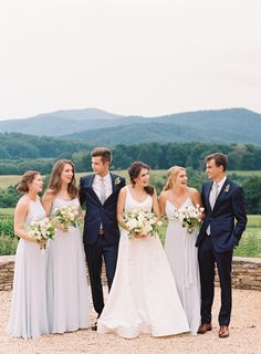 Joyful moments for the wedding party at Pippin Hill Farm & Vineyards in Charlottesville, Va Virginia Wineries, Charlottesville Va, Summer Weddings, Bridesmaid Dresses, Wedding Dresses, Vineyard Wedding, Joyful, Florals, Events