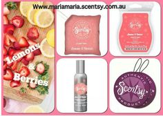 Order your Scentsy Scented products at www.mariamaria.scentsy.com.au