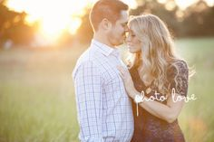 Sunset Engagement Photography with Photo Love