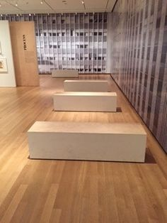 Museum Grade Benches | Build It Green! NYC