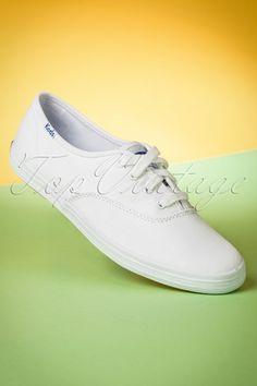 a7009afa8  topvintagebirthdaylook Keds Champion Sneakers White 451 50 15954 05032015  04W Stil