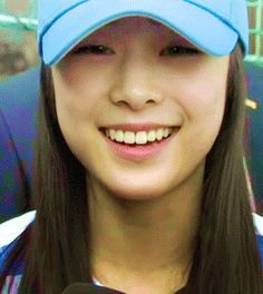 """17 Reasons Why Yuna Kim Will Forever Be The Ice Queen Not really """"funny"""" but I didn't know where else to put it..."""
