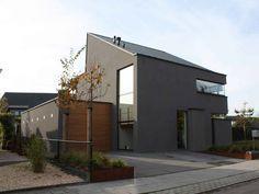 af is moderne huizen met een plat dak marnix like the boxed look and ...