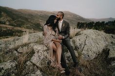 These two got married in Queenstown on the weekend (pretty much our second home in summer) and oh my goodness it was just wonderful. My… Toronto Wedding Photographer, Elopement Inspiration, Beautiful Couple, Got Married, Wedding Photography, Photo And Video, Couple Photos, Couples, Pretty