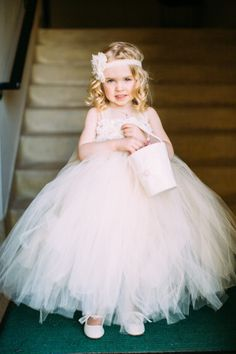 Now that's a tutu. So cute!   Photography: Cluney Photo - www.cluneyphoto.com