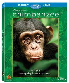 WIN – Chimpanzee Blu-ray Combo Pack