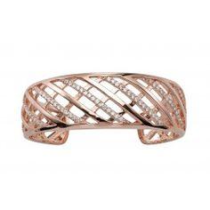 Bracelet Mesh Bronze AVF11037
