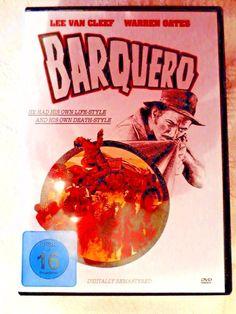Barquero (GERMAN) DVD Lee Van Cleef,  W. Oates  PAL REGION 2  | eBay