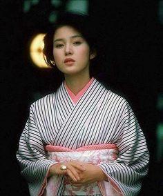 Higuchi Kanako (樋口可南子) 1958-, Japanese Actress, 糸井重里(夫)