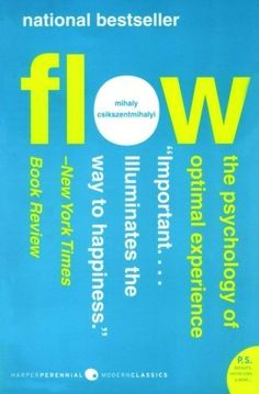 138 best bellydance library books images on pinterest belly flow the psychology of optimal experience by mihaly csikszentmihalyi fandeluxe Choice Image