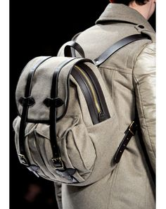 The Best Mens Bags from New York Fashion Week Fall 2012: Fashion Shows: GQ