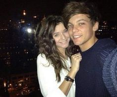 Ugh, perfect couple. Hope one day someone will love me as much as Louis loves El. xx