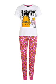 Garfield Pyjama Set                                                       …