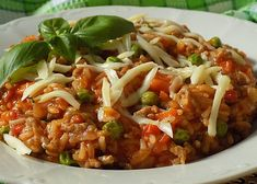 20 Min, Fried Rice, Risotto, Cabbage, Pork, Food And Drink, Treats, Chicken, Vegetables