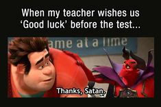Thanks, Teachers