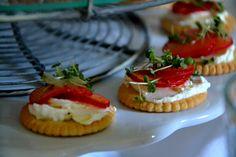 Fingerfood! Rezept #3: Orientalische Radieschen-Cracker
