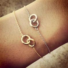 """Must Have"" Infinity Bracelet"