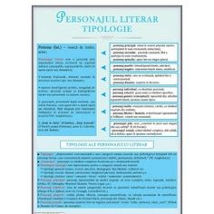 Genul liric (I) Postmodernism, Work Hard, Periodic Table, Learning, School, Quotes, Character, Literatura, 1st Grades