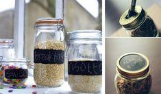 10 ideas para reciclar y reutilizar botes que te encantarán Bottle Painting, Coffee Maker, Kitchen Appliances, Food, Google, Handmade Crafts, Coffee Jars, Glass Boat, Upcycle