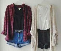 #fashion #sweaters #shorts #black #red #white @JavonnaBiggers