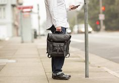 Backpack designed to complement your everyday style.