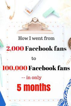 2000 facebook fans t