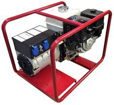 Poweri 6501H Pistorasiat sivulla.