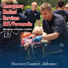 In Macomb's Emergency Medical Technician - Paramedic Program, you will learn how to take over the care of victims of sudden illness or accident from first responders on the scene and obtain the skills and knowledge necessary to staff sophisticated Advance Life Support Units.