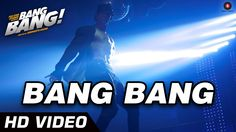 There is #BangBang all around us, so just check it out the title song featuring #HrithikRoshan & #KatrinaKaif