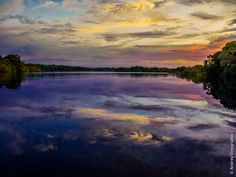 The Amazon River, Brazil