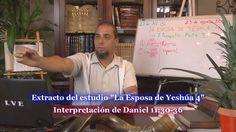 """Interpretación de Daniel 11:30-36 (Extracto del estudio """"La Esposa de Ye..."""