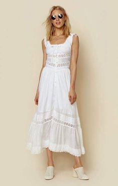 Rahi cali dreamcatcher lace dress