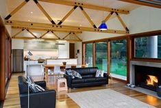 Crosson Clarke Carnachan Architects Design a Flood-Proof Green Abode #architechture trendhunter.com