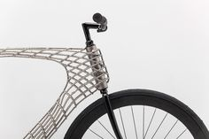 Vélo métal par impression 3D