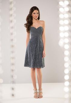 B2 by Jasmine B163066 Bridesmaid Dress - The Knot