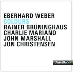 Colours: Weber Eberhard, Bruninghaus Rainer: Amazon.fr: Musique