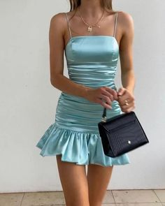 Quality summer clothes for women 2020 with free worldwide shipping on AliExpress Mode Outfits, Girl Outfits, Dress Outfits, Mode Ootd, Elegantes Outfit, Cute Casual Outfits, Simple Outfits, Stylish Outfits, Aesthetic Clothes