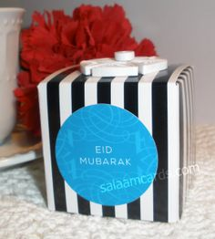Set of 20 #Quilled #Eid #Mubarak Boxes by SalaamCards on #Etsy, $25.00